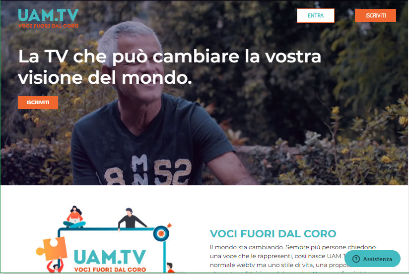 UAM.TV Home Page