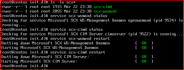 scx-services commands